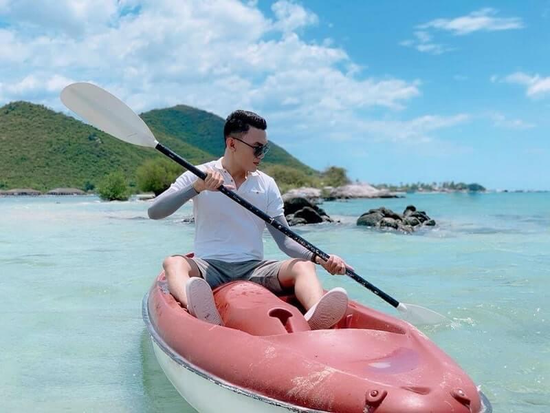 Dao Diep Son Thuyen Kayak
