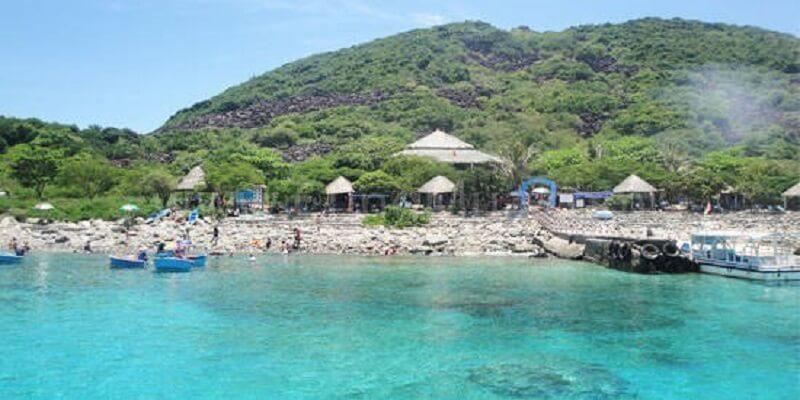 Tour 4 đảo Nha Trang Hòn Một